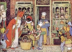 Sinterklaas - Kapoentje